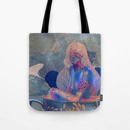 A Ghost Story Tote Bag