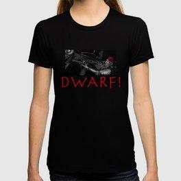 Dwarf vs. Hook Horror  T-shirt