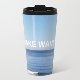 Make Waves Travel Mug