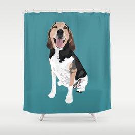 Charlie Shower Curtain