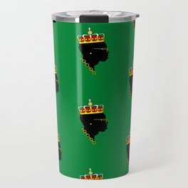 The Maestro - Green Travel Mug