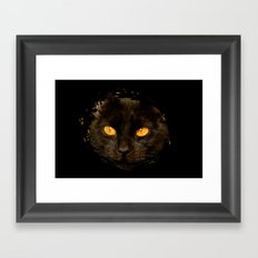 DARK DELIGHT Framed Art Print