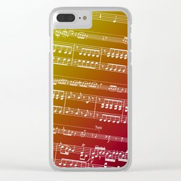 Concerto for Double Bass Clear iPhone Case