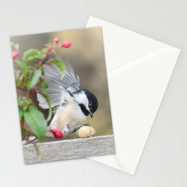 Chickadee If you never try you'll never know Stationery Cards