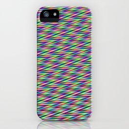 zig and zag iPhone Case