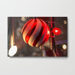 CHRISTMAS IN HOLLYWOOD - day five color Metal Print