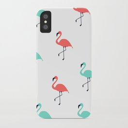 Pink & Mint Floyds iPhone Case