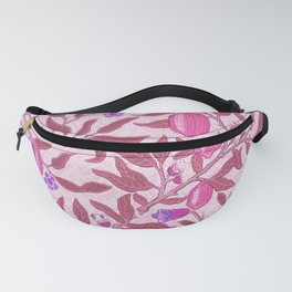 "William Morris ""Fruit or Pomegranate"" 2. Fanny Pack"