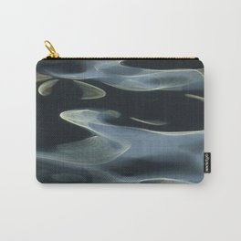 H2O # 9 - Water abstract Carry-All Pouch