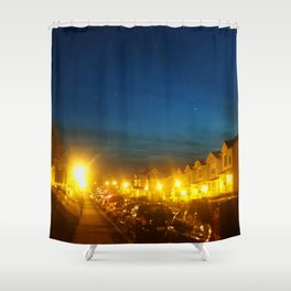 South Student Neighborhood Shower Curtain