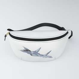 Russian Jet Fighter MiG-29 Fanny Pack