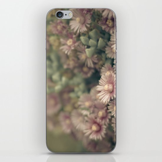 the color of memory iPhone & iPod Skin