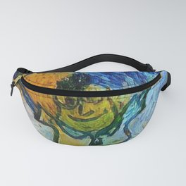 It Figures ! Toasts ! Fanny Pack