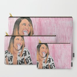 Cardi B Carry-All Pouch