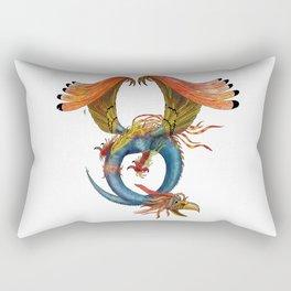Dragons/Mountain Dragon Rectangular Pillow