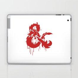Dungeons & Dragons Stylized Logo Laptop & iPad Skin