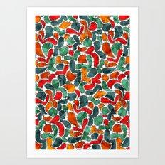 Percolate #7 Art Print
