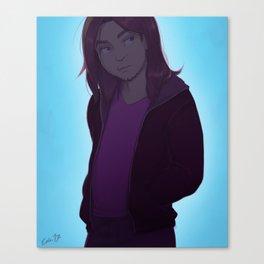 Pastel Arin Canvas Print