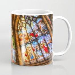 Evening Sun Cathedral Coffee Mug