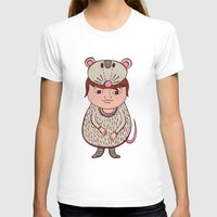 mouse T-shirts featuring Mouse by Carmen Sarrion