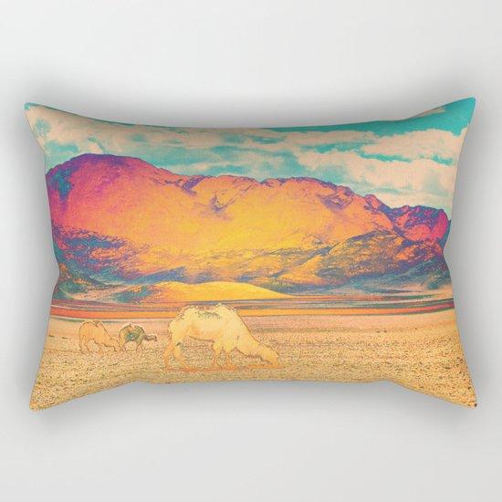 Dull To Pause. Rectangular Pillow