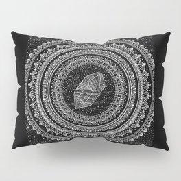 Gravitation Mandala Pillow Sham