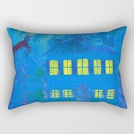 Fox Dream Flight Rectangular Pillow
