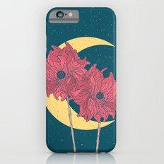 Midnight Flowers Slim Case iPhone 6s