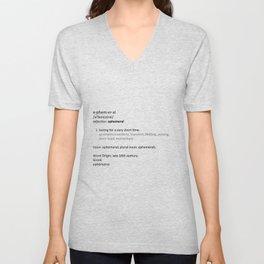 Ephemeral Unisex V-Neck