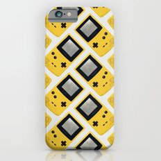 Gameboy Color: Yellow (Pattern) iPhone 6s Slim Case
