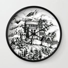 Dragonsreach Wall Clock