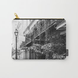 New Orleans Exchange Place Carry-All Pouch