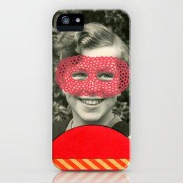 Uno, Nessuno E Centomila Mini Series 004 iPhone Case