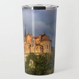 Basilica of Santa Maria la Real of Covadonga Travel Mug