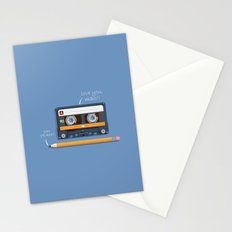 Old School Relationship Stationery Cards