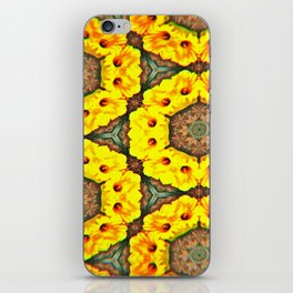 Daffodils iPhone Skin