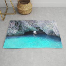 Capri Blue Grotto Rug