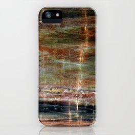 Granit texture iPhone Case