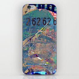 Montage 1 iPhone Skin