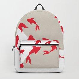 Koi-koi fish Backpack