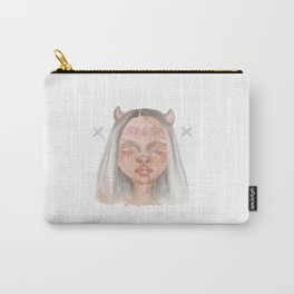 Fresh Girl Carry-All Pouch