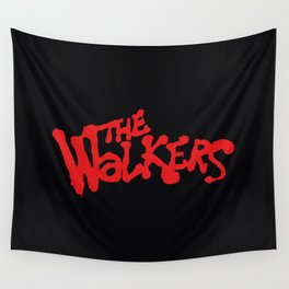 .: The Walkers :. Wall Tapestry