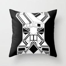 The Capital Throw Pillow