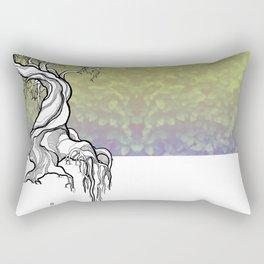 Ancient Life Rectangular Pillow