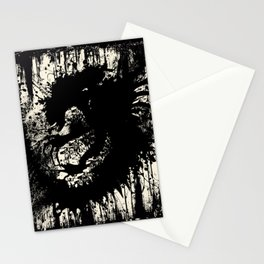 Aliens Ink Stationery Cards
