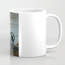 Dog Gone Fishing Coffee Mug