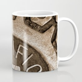 Pacific Coffee Mug