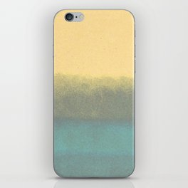 water color 2 iPhone Skin