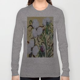 Cotton Squared Long Sleeve T-shirt