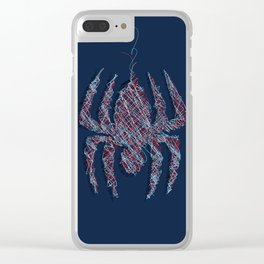 Webs Clear iPhone Case